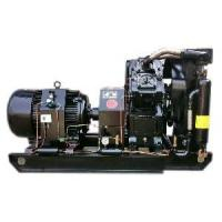 Air Cooling Second Stage Compression Marine Air Compressor