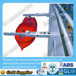 Telescopic Type Davit Device