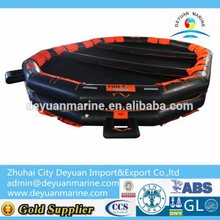 100 Person Sailing Inflatable Life Raft With CCS Certificate