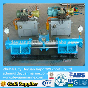 Fork type hydraulic steering gear