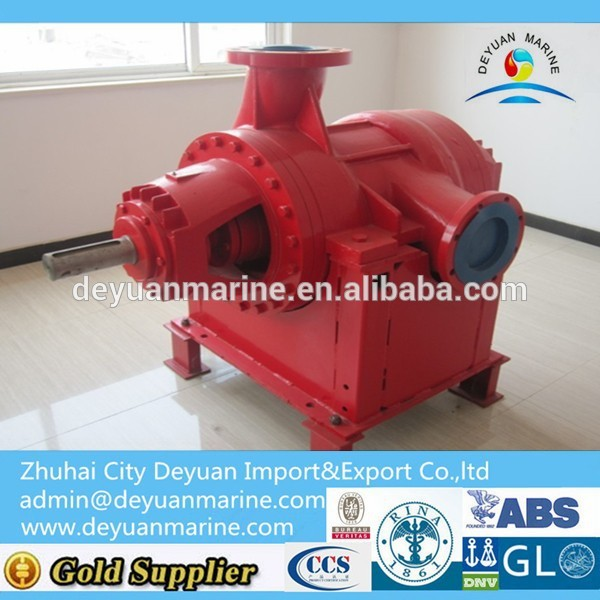 Marine External Fire Pump for FIFI System/ Fire Water Pump for FIFI System