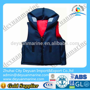 MED Approved Adult Inflatable Life Jacket