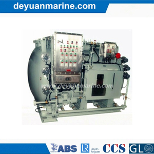 Marine Sewage Treatment Unit /Sewage Treatment Plant (STP for vessels) From China