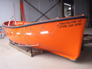 Zhuhai Open type lifeboat