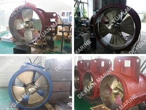 IACS Approved Hydraulic Bow Thruster