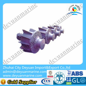 Electric Mooring Rope Capstan