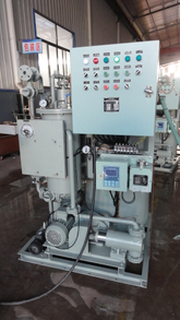 YWC-1.00 Oil Water Separating treater
