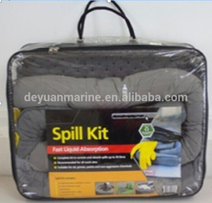 240L High Quality Safety Oil Spill Kit Chemical Spill Kit oil absorbents With Competitive Price
