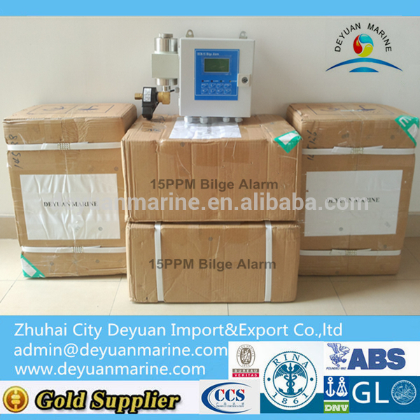 15PPM Bilge Water Meter Alarm System Oil Content Meter For Sale