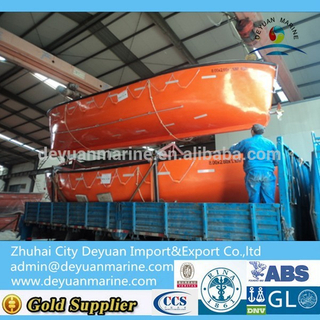 Open Type FRP Life Boat