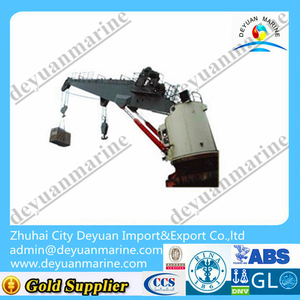 CCS Approval Type RLS Ship Cranes