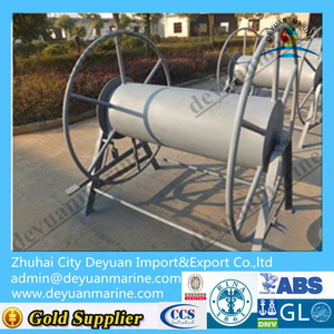 Fiber Rope Mooring Reel with high quality