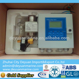 250VAC 3A 15 PPM Bilge Water Alarm Oil Content Analyzer Marine Oil Water Content Meter