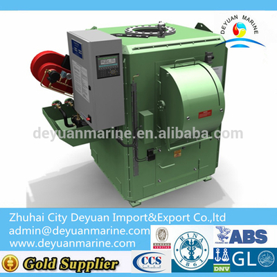Hot Selling Waste Treatment Marine Portable Incinerators for sale