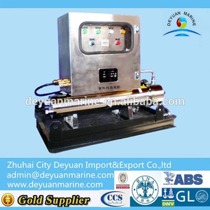 Marine UV-sterilizer