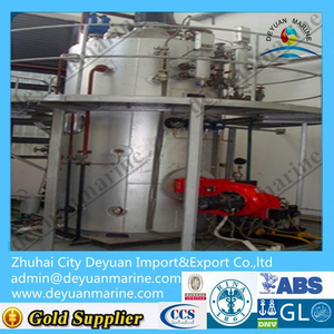 High Quality Small Type Marine Vertical Oil Fired boiler Made For Sale