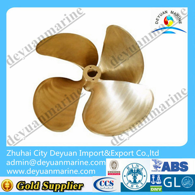 4 Blade fixed pitch ship propeller for sale
