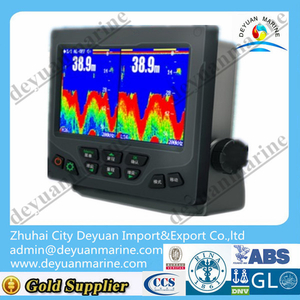 7 Inch TFT Dual-Channel Sounder
