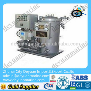 Marine 15ppm Oily Water Separator for sale