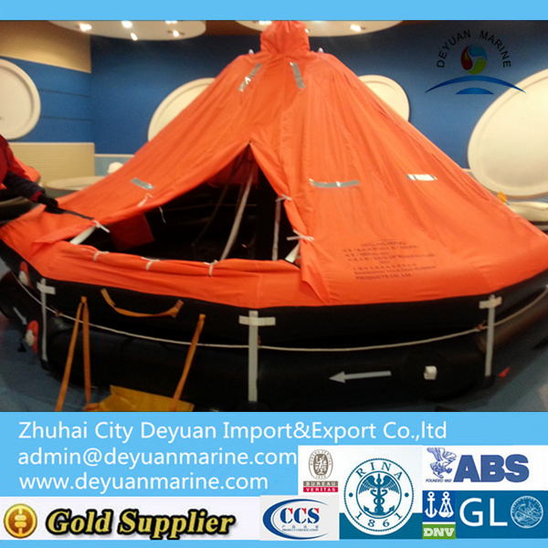 KHD Type Davit-Launched Inflatable Liferafts