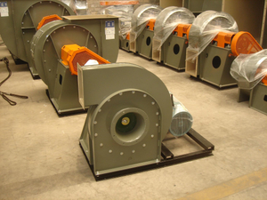 CBL Marine Explosion Proof Centrifugal Fan Type I