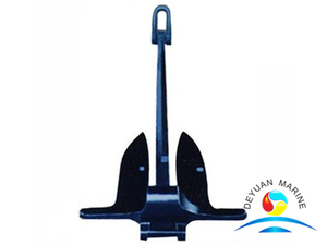 Danforth HHP Anchor with ABS, LR, BV,DNV, GL Class Certficiate