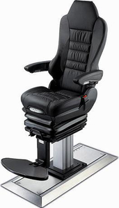 Multi-Point Positioning Marine Driving Seat