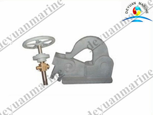 Marine Screw type anchor released CB289-81