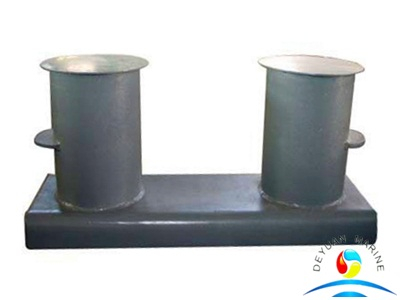 Marine Double Bollards Din82607-1995