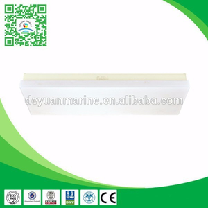 JPY15 Series Marine Fluorescent Ceiling Light with Organic Lampshade