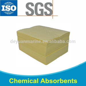 100% PP Chemical Absorbent Pads