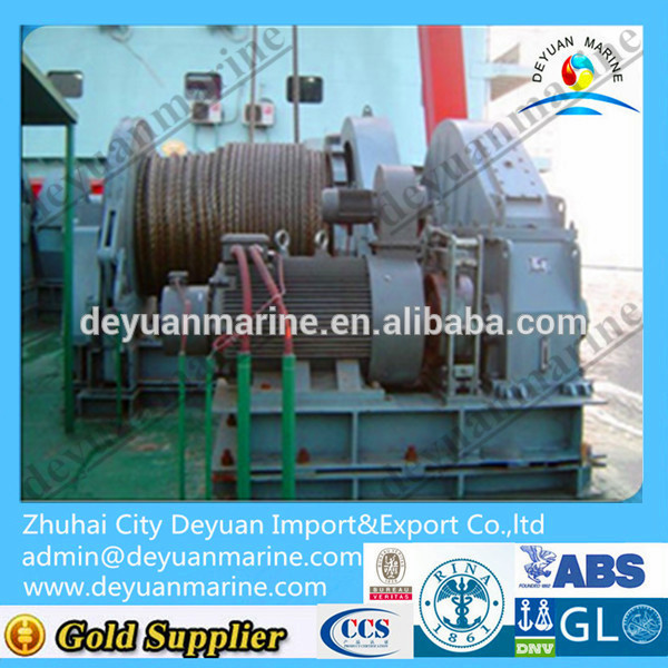 Marine 19/20.5/22 Hydraulic Anchor Windlass And Mooring Winch