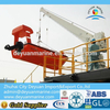 Gravity Davit Single Arm Slewing Davit for Hot Sale