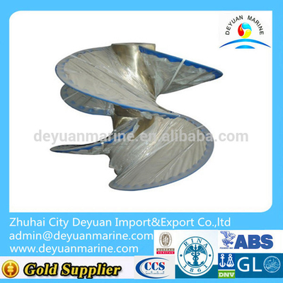 3 Blade marine big developed area ratio propeller