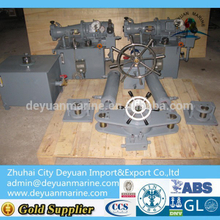 Tilt type hydraulic steering gear system for ship/vessel/boat