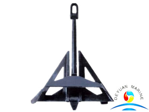 Flipper HHP Dleta Anchor with ABS, LR, BV,DNV, GL Class Certficiate