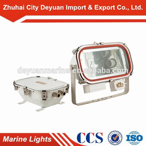 400W Compact structure Marine Waterproof Flood Light TG6