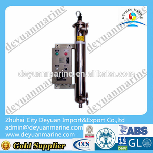 Marine UV-Sterilizers water filiter With High Quality Ultraviolet sterilizer