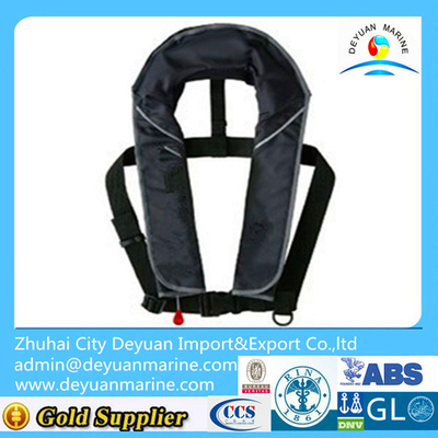 solas standard inflatable life vest cheap automatic inflatable life jacket for hot sale