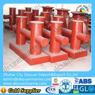 J Type Dock Bollards factory