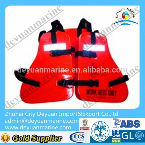 SOLAS 147N Marine Inflatable Life Jacket for sale