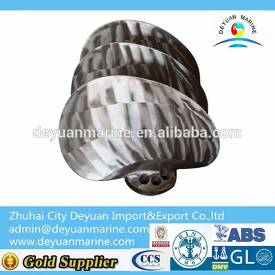 Marine Main Propulsion Blade Oblique Propeller With High Quality