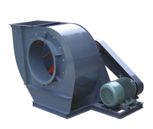 CSL Marine Hydro-Driven Centrifugal Fan