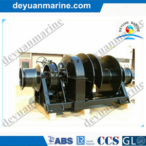 Electric Anchor Windlass with CCS, Ec, Gl Certificate