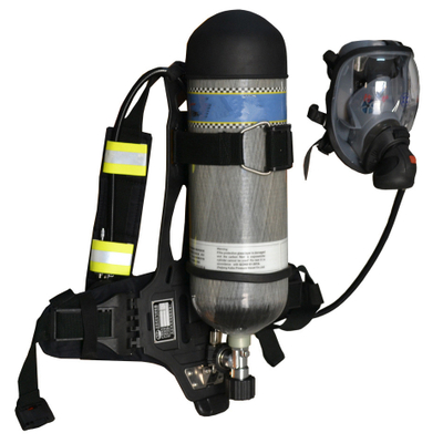 6.8L Portable Self-Contained Positive Pressure Air Breathing Apparatus Scba Inflator Pump