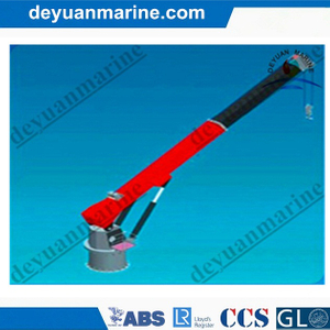 Hydraulic Slewing Crane for Ship