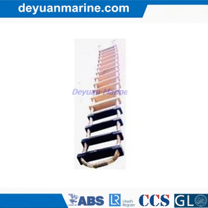 Embarkation Rope Ladder for Marine Ues