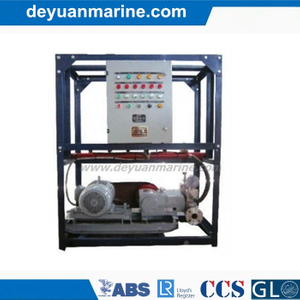 High Pressure Water-Base Fire Extinguishing System