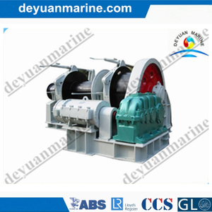 Electric Anchor Windlass and Mooring Winch Dy170210