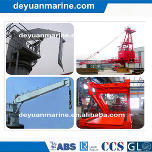Deck Crane for Deck Machinery
